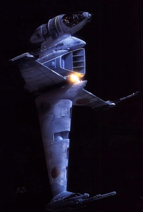 B-wing Assault Starfighter