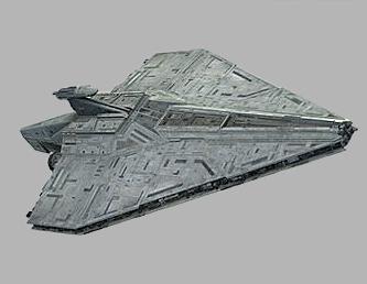 Acclamator-class Assault Ship Mark I