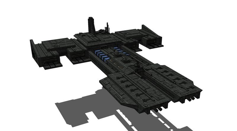Storm Mark II Defense Platform