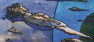 Modular Taskforce Cruiser