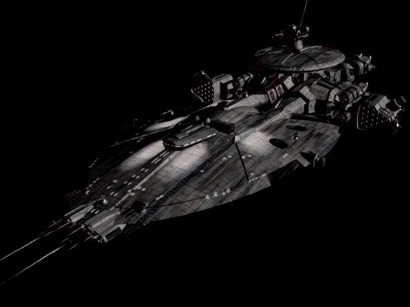 Archer-class Combat Cruiser
