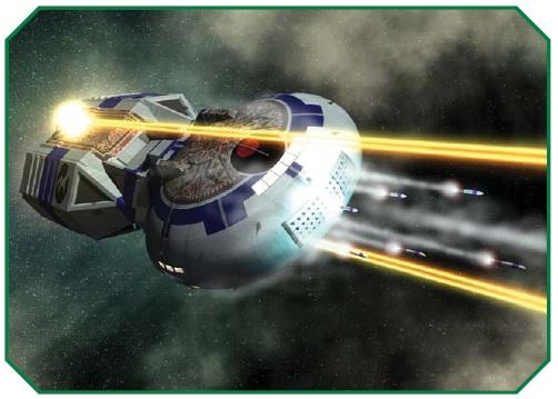 Warlock-class Missile Cruiser