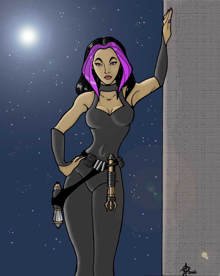Zaara Archin/Legends