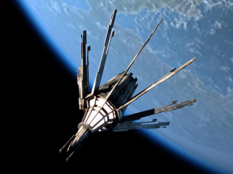 JDY-2897 Planetary Quarantine Satellite