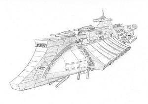 Cerberus-class Battlecruiser