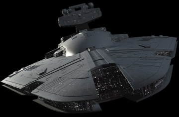 Raklem-class Assault Cruiser