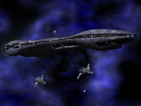 Dragon-class Battlecruiser