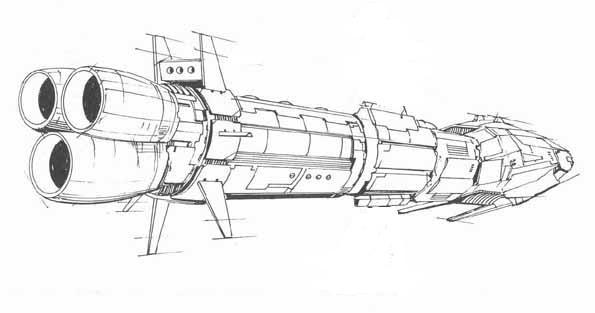 Xyntas-class Cruiser