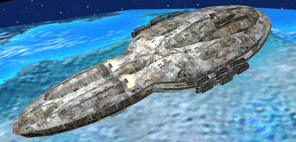 MC80 Star Cruiser