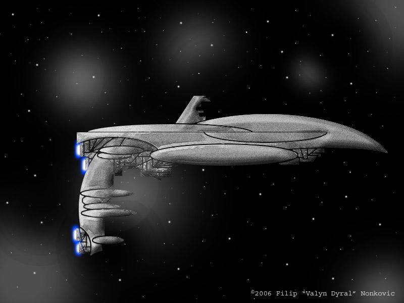 Nession-class Cruiser