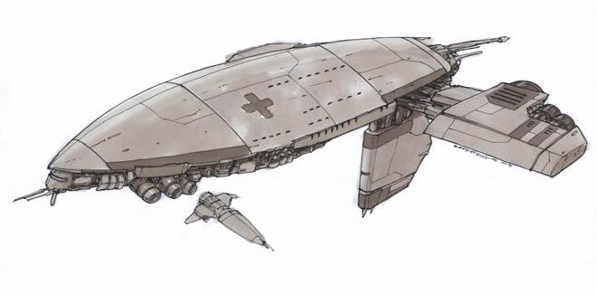 Larraman-class Medical Ship