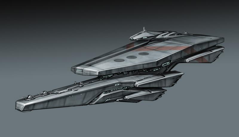 Praxeum-class Strike Cruiser