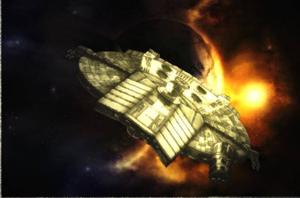 Endor Armed Transport