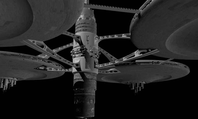 Gemini-class Space Station