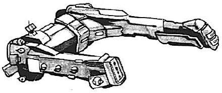 Warrior-class Gunship