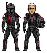 Crosshair - Clone Force 99 (The Bad Batch) by PrincessJ420