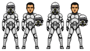 ARF Troopers Razor and Stak - 91st Mobile Reconnaissance Corps by PrincessJ420