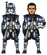 ARC Trooper CT-1409 - Echo
