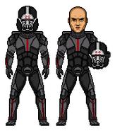 Wrecker - Clone Force 99 (The Bad Batch) by PrincessJ420