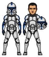 Clone Trooper Charger - 501st Legion by PrincessJ420