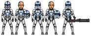 Clone Trooper Hardcase by PrincessJ420