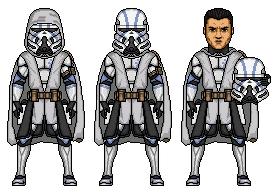 Commander Keller by PrincessJ420