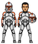 Clone Trooper Gearshift - 212th Attack Battalion by PrincessJ420
