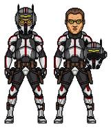 Tech - Clone Force 99 (The Bad Batch) by PrincessJ420