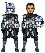 ARC Trooper CT-5555 - Fives
