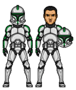 Green Leader - 41st Elite Corps by PrincessJ420