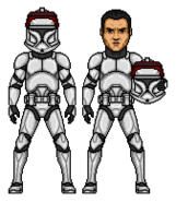 Clone Trooper Koho by PrincessJ420
