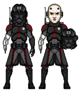 Echo - Clone Force 99 (The Bad Batch) by PrincessJ420