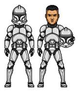 Clone Sergeant Slick by PrincessJ420