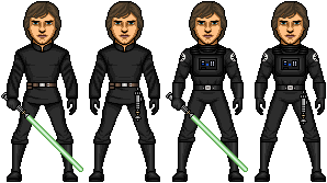 ABEL DarkForceRising LukeSkywalker 1101