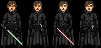 ABEL DarkEmpire LukeSkywalker 1101