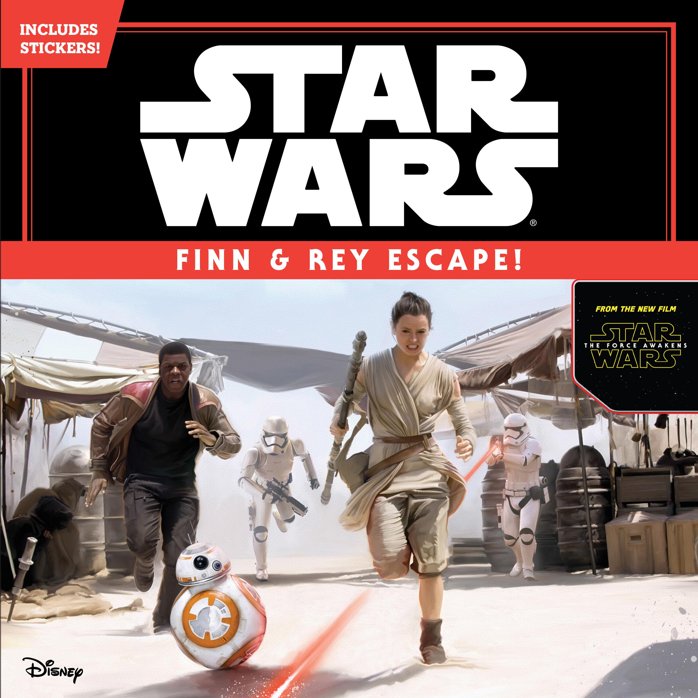 Finn and Rey Escape cover.jpg