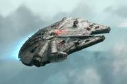 Han Solo YT-1300 XWM-HotR