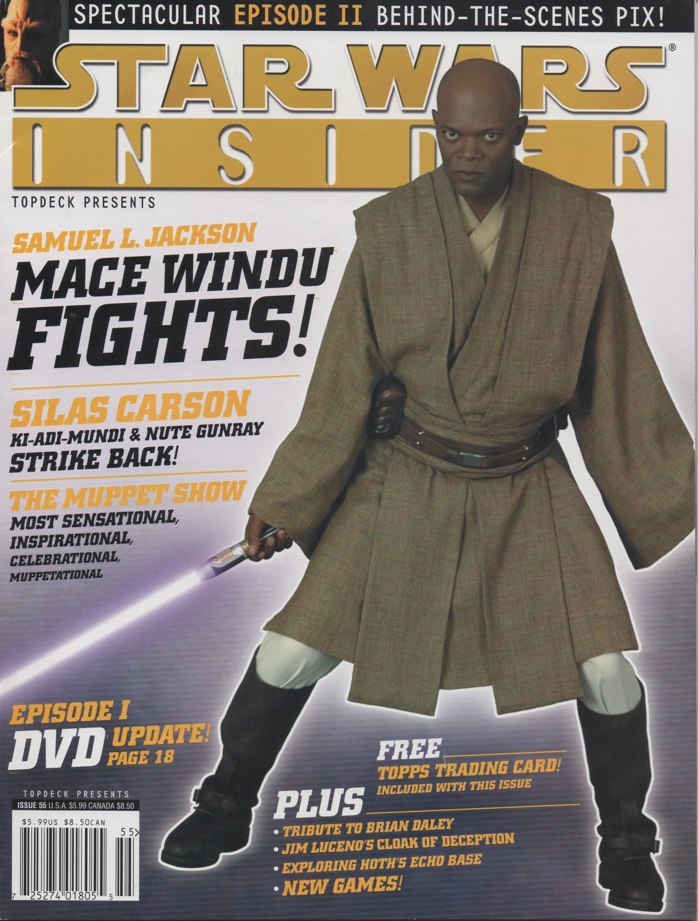 Star Wars Insider 55