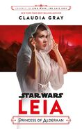 Leia Princess of Alderaan Australian cover