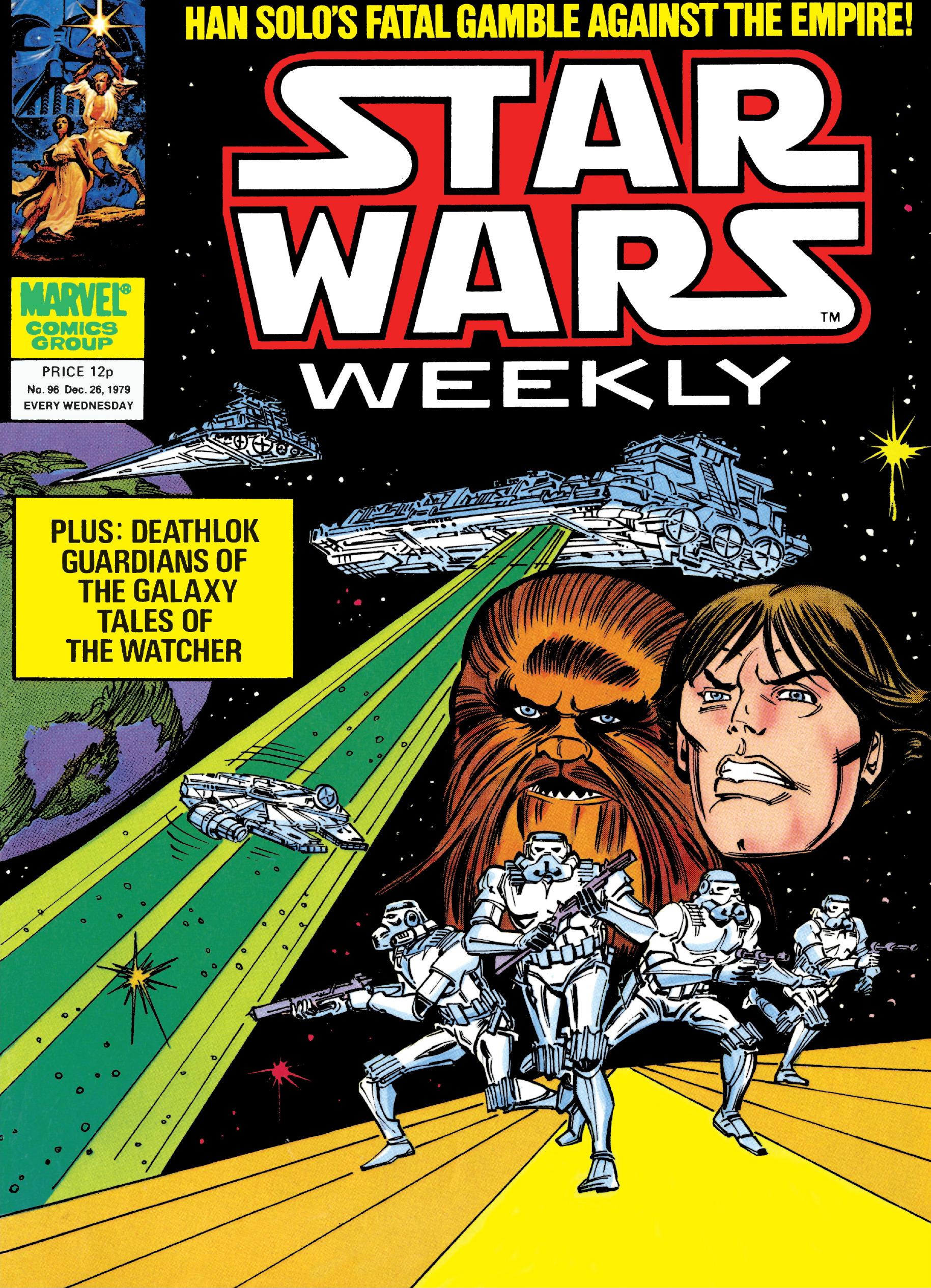 Star Wars Weekly 96