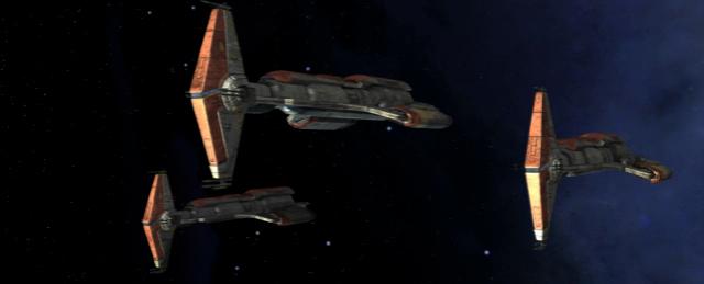 Admiral Dodonna's flagship