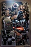 Star Wars Darth Vader Vol 1 1 Newbury Comics Variant