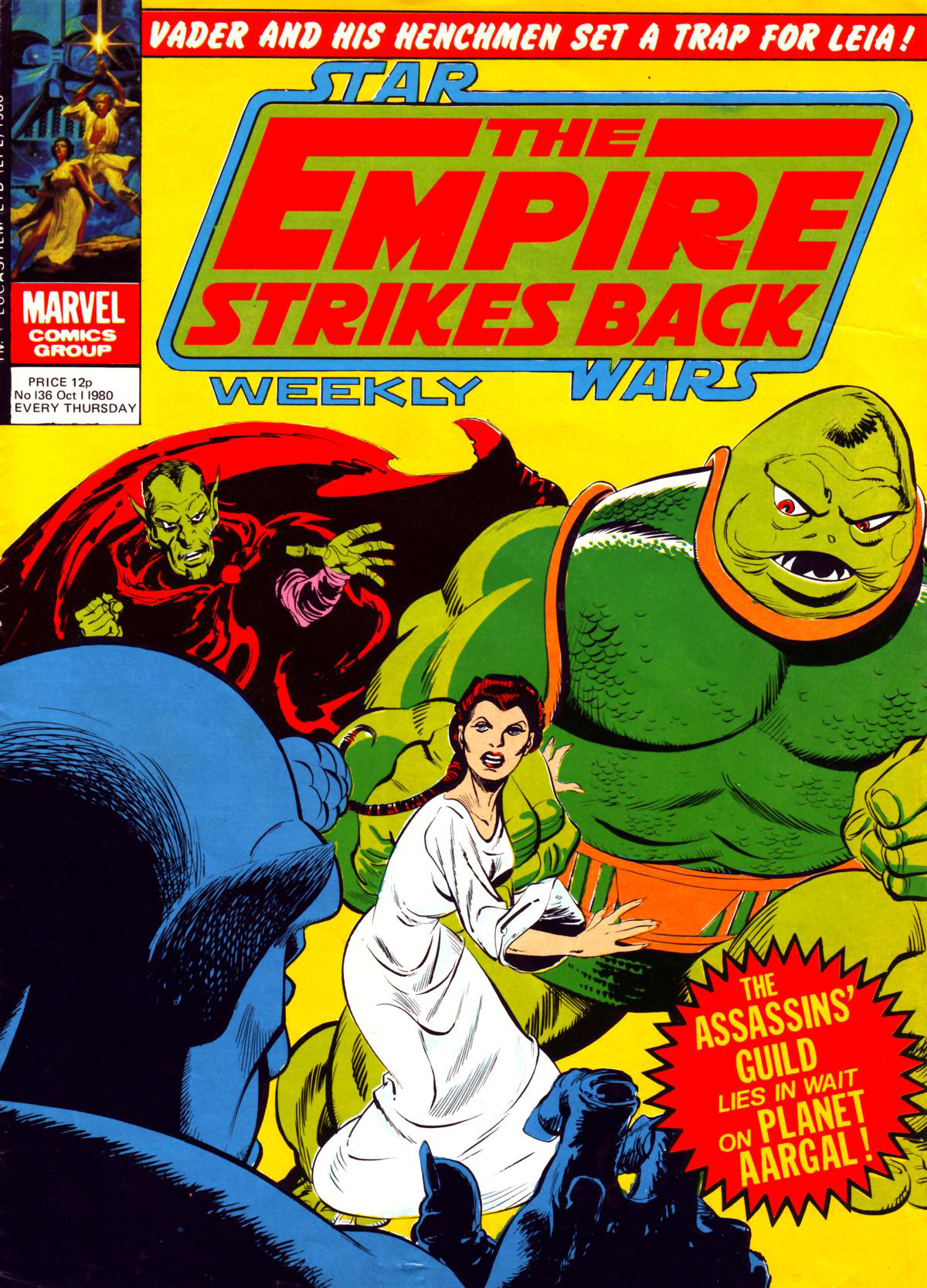 The Empire Strikes Back Weekly 136