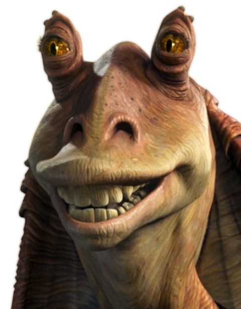 Jar Jar Binks/Legends