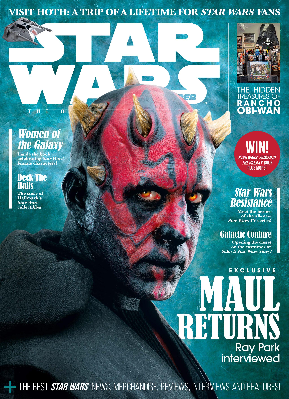 Star Wars Insider 185