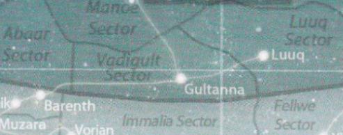 Vadigult sector