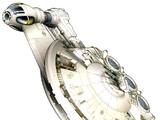 YT-2400 light freighter/Legends