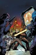 Star Wars 13 unlettered cover