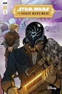The High Republic Adventures 5 cover