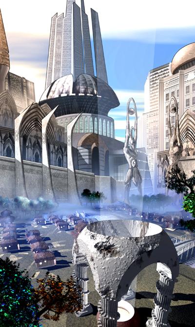 Alaric's palace
